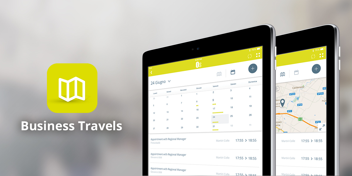 How to use Business Travels module